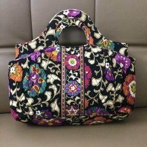 NWOT Vera Bradley Abby Tote Bag Suzani